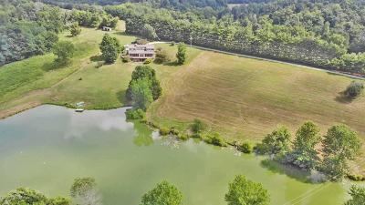 Shelby County Single Family Home For Sale: 5957 Hickory Ridge Rd