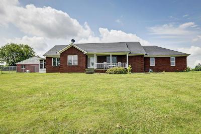 Taylorsville Farm For Sale: 510 Hidden Creek Ln