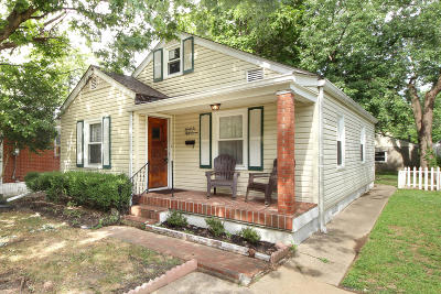 Louisville Single Family Home For Sale: 3657 Kahlert Ave