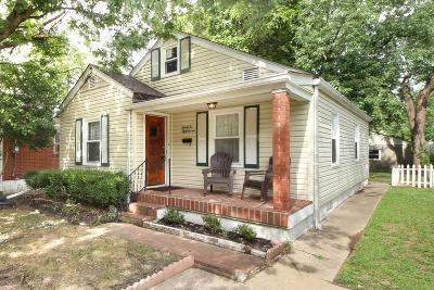 Single Family Home For Sale: 3657 Kahlert Ave