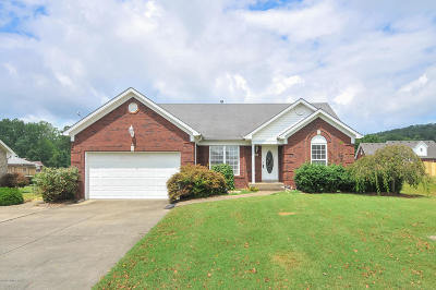Shepherdsville Single Family Home For Sale: 143 Branch Ct