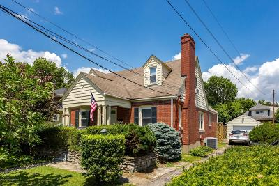 Louisville Single Family Home For Sale: 315 Fairlawn Rd