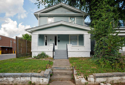 Single Family Home For Sale: 719 S 35th St