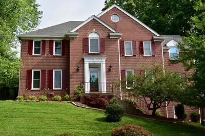 Prospect Single Family Home For Sale: 7204 Fox Harbor Rd