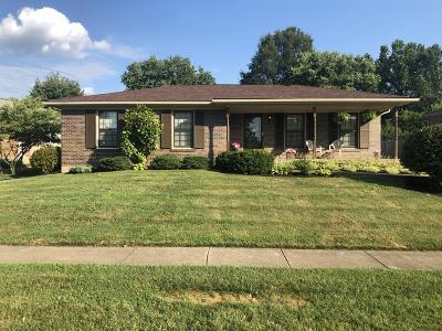 Louisville Single Family Home For Sale: 3430 Eastside Dr