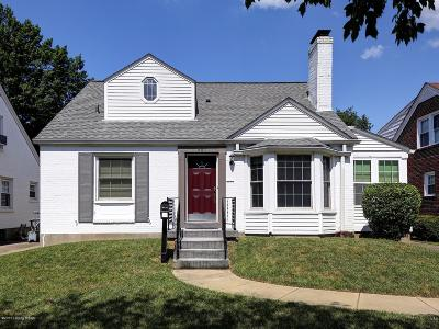 Louisville Single Family Home For Sale: 507 Bauer Ave