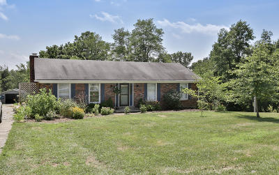 Shelby County Single Family Home For Sale: 10297 Vigo Rd