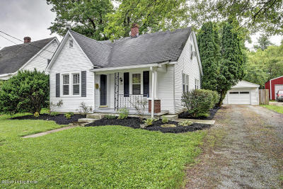 Oldham County Single Family Home For Sale: 107 Woodlawn Ave