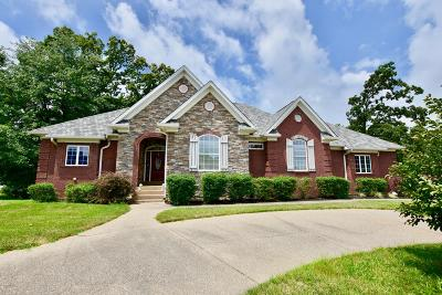 Elizabethtown Single Family Home For Sale: 100 Pebblestone Way
