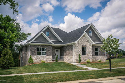 Louisville Single Family Home For Sale: 17702 Shakes Creek Dr