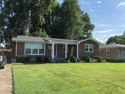 Louisville Single Family Home Active Under Contract: 5706 Morning Glory Ln