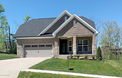 Louisville Single Family Home For Sale: 2402 Middle Creek Ct