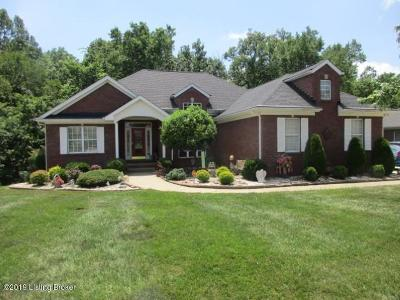 Taylorsville Single Family Home For Sale: 331 Early Wyne Dr