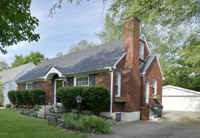 Louisville Single Family Home For Sale: 115 Bonner Ave