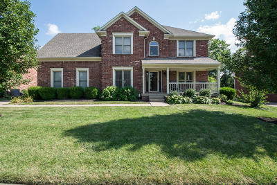 Single Family Home For Sale: 14022 Spring Mill Rd