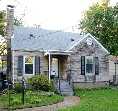 Louisville Single Family Home For Sale: 3417 Warner Ave