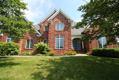 Oldham County Single Family Home For Sale: 12611 Hillcross Pkwy