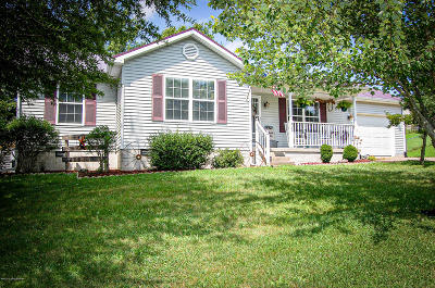 Grayson County Single Family Home For Sale: 417 Sunset Dr