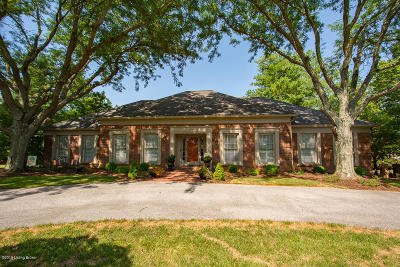 Prospect Single Family Home For Sale: 7509 Hunting Creek Dr