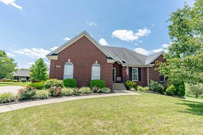 Shelbyville Single Family Home For Sale: 514 Hemingway Ct