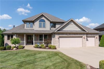 Jeffersonville Single Family Home For Sale: 3310 Old Tay Bridge