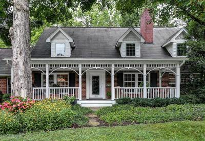 Louisville Single Family Home For Sale: 2319 Seneca Valley Rd