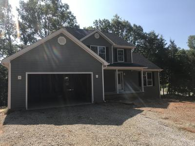 Single Family Home For Sale: Lot 66 E Doe Valley Pkwy