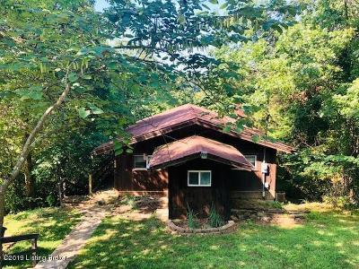 Single Family Home For Sale: 268 Hampton Rd
