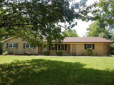 Single Family Home Active Under Contract: 1591 E Hwy 42