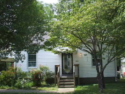 St Matthews Single Family Home Active Under Contract: 600 Harris Pl