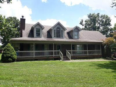 Trimble County Single Family Home For Sale: 343 Fairviw Cir