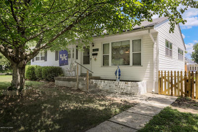 Louisville Single Family Home For Sale: 3301 Carson Way