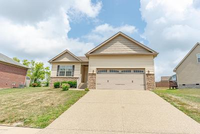 Shelbyville Single Family Home For Sale: 2110 Two Springs Dr