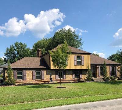 Single Family Home For Sale: 301 Moser Rd