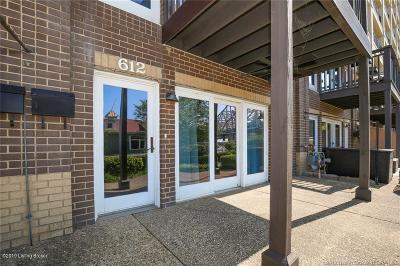 Jeffersonville Condo/Townhouse For Sale: 612 W Riverside Dr