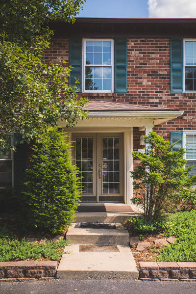 Louisville Condo/Townhouse For Sale: 721 N Hite Ave #4