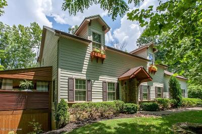 Louisville Single Family Home For Sale: 2411 Fallsview Rd