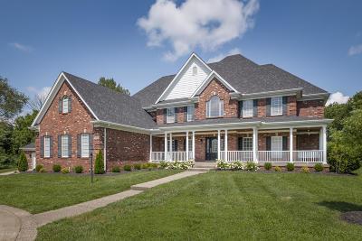 Single Family Home For Sale: 9900 Glen Vista Dr