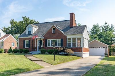 Louisville Single Family Home For Sale: 217 Alcott Rd