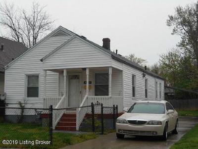 Louisville Single Family Home For Sale: 4217 Winnrose Way