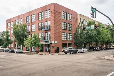 Condo/Townhouse For Sale: 400 E Main St #209