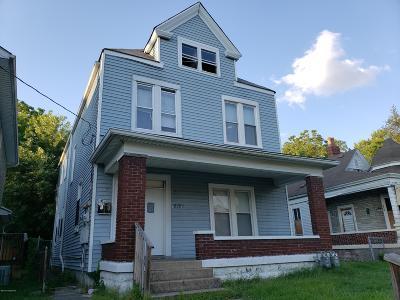 Louisville Multi Family Home For Sale: 2727 W Chestnut