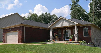 Hardin County Single Family Home For Sale: 206 Sangria Dr