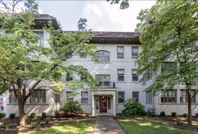 Louisville Condo/Townhouse For Sale: 1414 Eastern Pkwy #1