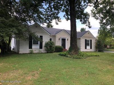 Louisville Single Family Home For Sale: 103 Blankenbaker Ln