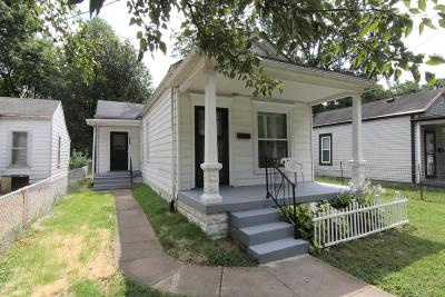 Louisville Single Family Home For Sale: 3759 Parthenia Ave