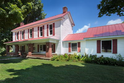 Hardin County Single Family Home For Sale: 4020 Vine Grove Rd