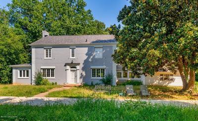 Louisville Single Family Home For Sale: 6420 Glenwood Rd