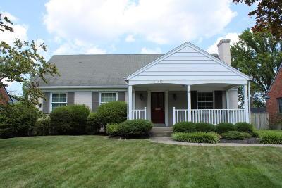 Louisville Single Family Home For Sale: 4610 Beaver Rd