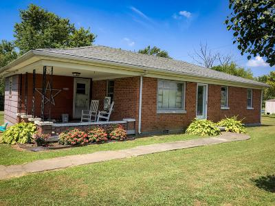 Leitchfield Single Family Home For Sale: 5043 St. Paul Rd